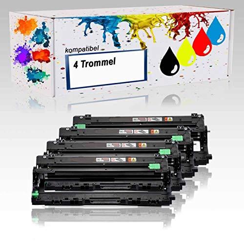 4x Trommeln kompatibel zu Brother DCP-9020 / DCP-9020 CDW/DCP-9022 / DCP-9022 CDW