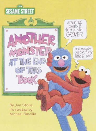 he End of This Book (Sesame Street) (Big Bird's Favorites Board Books) (U Street Halloween)