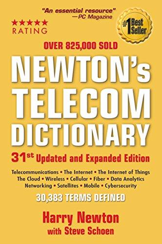 Newton's Telecom Dictionary por Harry Newton
