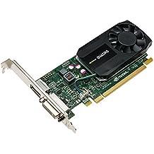 PNY NVIDIA QUADRO K620 professionelle Grafikkarte 2 GB GDDR3 PCI-Express Low Profile 4K DP + DVI, VGA (VCQK620-PB)