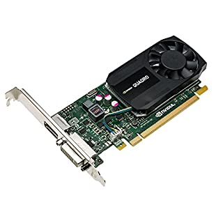PNY NVIDIA QUADRO K620 Carte Graphique Professionnelle 2 Go GDDR3 PCI-Express Low Profile 4K DP + DVI/VGA (VCQK620-PB) (B00MO4RDBY) | Amazon price tracker / tracking, Amazon price history charts, Amazon price watches, Amazon price drop alerts