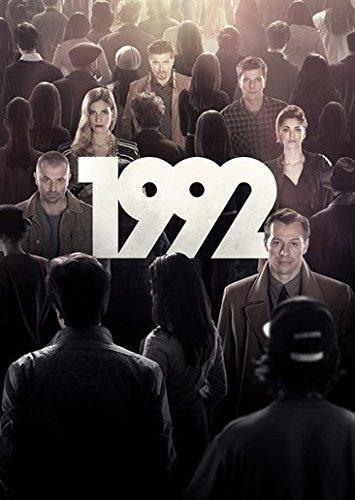 1992 (1ª Temporada) [DVD] 51MCe 2Bn21tL