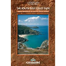 The South West Coast Path: From Minehead to South Haven Point (Uk Long-distance Trails Series)