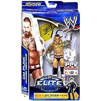 Mattel, WWE, Elite Collection, Exclusive Action Figure CM Punk (Build A Jim Ross Figure) by Mattel