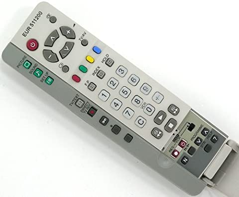 Ersatz Fernbedienung für Panasonic EUR511200 Fernseher TV Remote Control / Neu