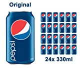 PEPSI Cola 330ML Cans (wholesale case of 24 cans)