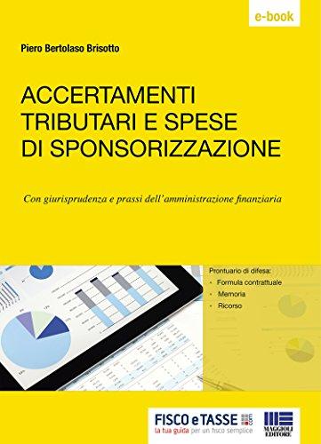 spese sponsorizzazione