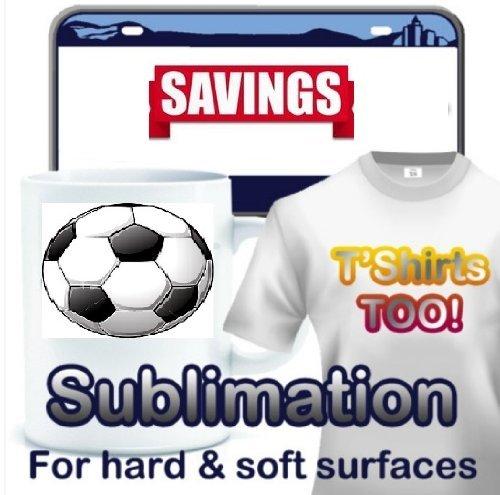 """Transferencia de papel de sublimación, papel de transferencia de sublimación 8,5""""x11"""""""
