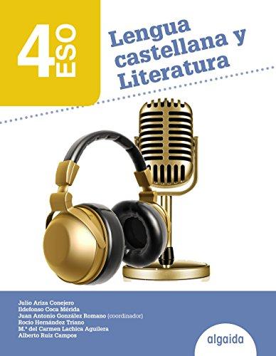 Lengua Castellana y Literatura 4º ESO - 9788490673805