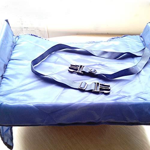 Kinderautositz-Behälter für Reisen mit dem Auto und Flugzeug-Sicherheitsgurt-Kissen-Auto-Sicherheits-Protect Gürtel Rosa Snack und Car-Aktivitäten für Kleinkinder Pistazie Kids Travel Tray für Play