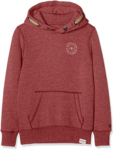 Garcia Kids Jungen GS930701 Sweatshirt, Rot (Cardinal 2986), 164 (Herstellergröße: 164/170)