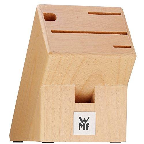 Messerblock WMF, 6-teilig Spitzenklasse Plus 3 Messer geschmiedet