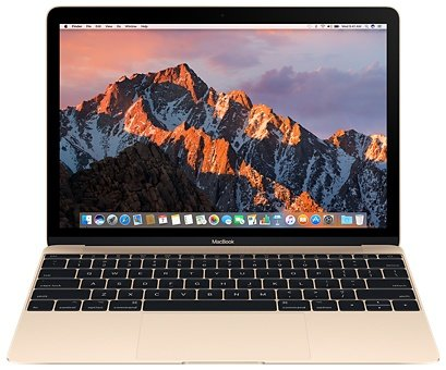 Apple MacBook MNYK2HN/A 12-inch Laptop (M3-7Y32/8GB/256GB/Mac OS/Integrated Graphics), Gold