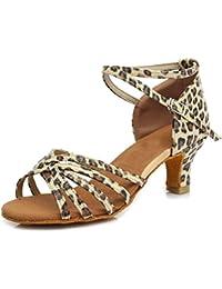 602b27e42bbcd Suchergebnis auf Amazon.de für: leoparden schuhe - Tanzschuhe ...