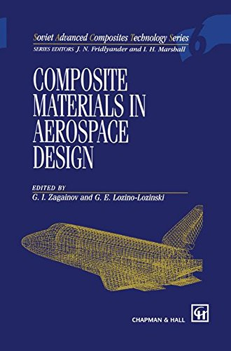 Composite Materials in Aerospace Design (Soviet Advanced Composites Technology Series)