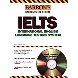 How to Prepare for the IELTS: Book with Audio-CD