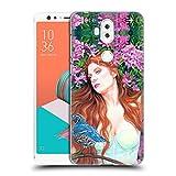 Head Case Designs Offizielle Jane Starr Weils Quail Göttin 2 Ruckseite Hülle für ASUS Zenfone 5 Lite ZC600KL