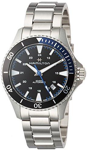 Hamilton Reloj de Hombre automático 40mm Correa y Caja de Acero H82315131