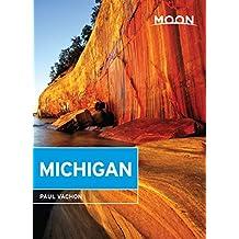 Moon Michigan (Travel Guide) (English Edition)