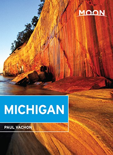 Moon Michigan (Travel Guide) (English Edition)