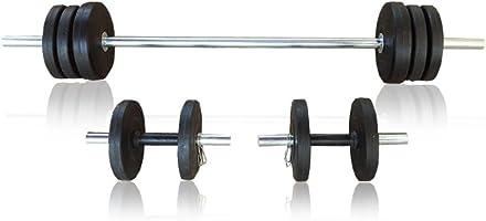 Dambıl Ağırlık Seti Spor Aleti Vücut Geliştirme Seti 35 kg 1288