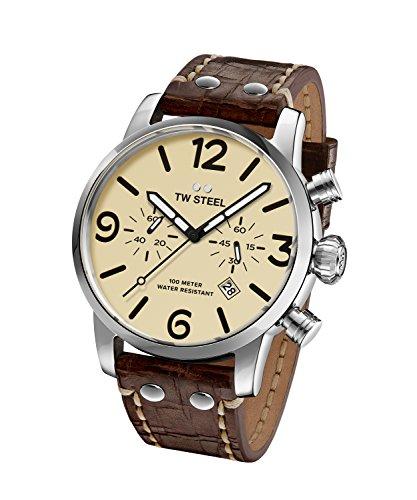 TW Steel Reloj para Unisex de Cuarzo MS23