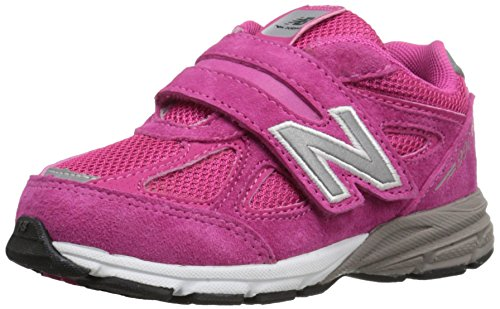 New Balance KV990V4 Infant Running Shoe (Infant/Toddler), Pink/Pink, 10 M US Toddler Pink/Pink