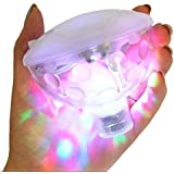 Ailiebhaus Luminosa Galleggiante Luci Impermeabile di Leggeri Piscina LED Subacquea Disco Ball Partito Della Lampada