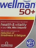 Vitabiotics Wellman 50+ - 30 Tablets