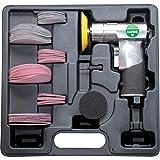 Druckluft-Exzenterschleifer im Kunststoff-Koffer inkl. Stützteller in 2