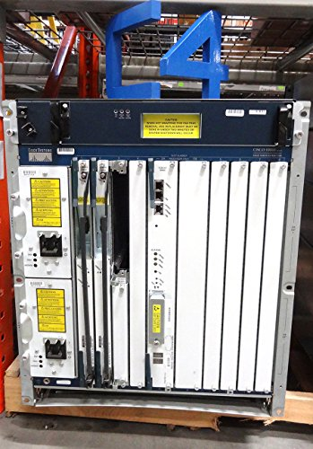 Cisco SPARE EIGHT-SLOT CHASSIS **New Retail**, ESR10008-CHASSIS= (**New Retail**) -