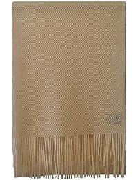 Toutacoo, Echarpe en laine Mont-Blanc - Chaude et Moelleuse - Fabrication France