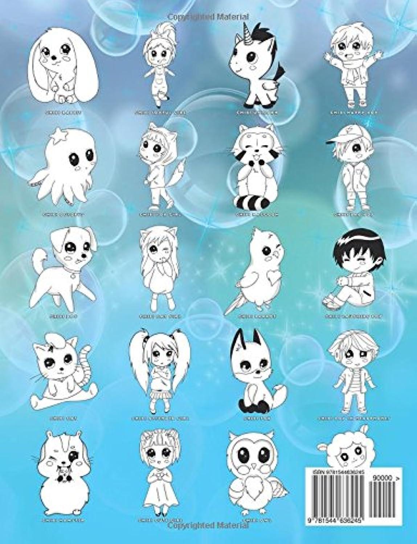 Image of: Cute Kawaii Easy To Draw Anime Manga Chibi Draw Color 20 Cute Kawaii Animals Gigantesdescalzoscom Draw Color 20 Cute Kawaii Animals Pets Boys Girls