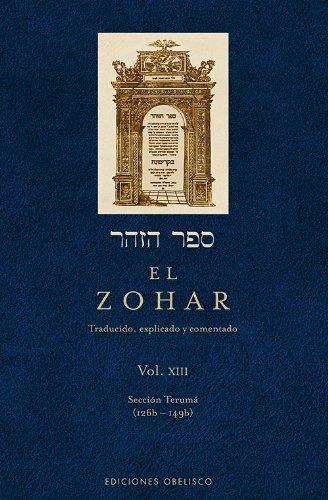 El Zohar XIII: 13 por Aharon David Shlezinger