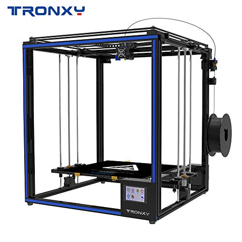 TRONXY X5SA-400 3D-Drucker-DIY-Kit Auto-Nivellierfaden-Fadensensor Lebenslauf-Druckwürfel-Vollmetallplatz mit 3,5-Zoll-Touchscreen Große Druckgröße 400 * 400 * 400 - 2