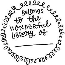 Alicia Souza - Library Stamp
