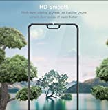 #8: Original Premium OnePlus 6 Tempered Glas 5D Full Glue OnePlus 6 Tempered Glass, Full Edge-Edge Screen Protection for 1+6 OnePlus 6 [ with 1 Year True Warranty ] by Case Factory [ in Stock ]