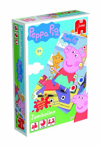 Peppa Pig 17886 Jumbolino, Gioco