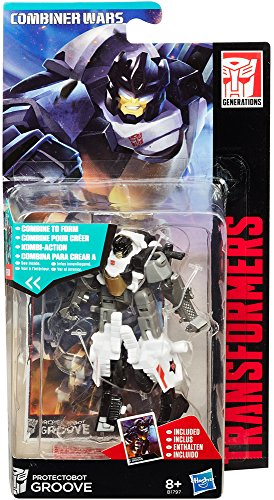 Transformers B1797ES0 - Generation, Protectobot Groove