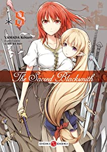 The Sacred Blacksmith Edition simple Tome 8