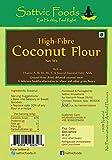 #9: Sattvic Foods Coconut Flour (500 g)