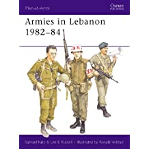 Armies in Lebanon 1982–84 (Men-at-Arms)