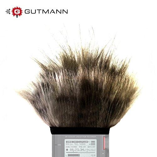 gutmann-microfono-protezione-antivento-pelo-per-tascam-dr-05-dr-05-v2-digital-recorder-modello-speci