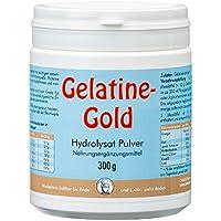 Gelatine gold Hydrolysat Pulver 300 g preisvergleich bei billige-tabletten.eu
