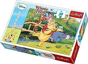 TREFL 5900511181678 Puzzle Puzzle - Rompecabezas (Puzzle Rompecabezas, Dibujos, Niños, Winnie The Pooh, Winnie The Pooh, Niño/niña)