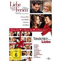 Liebe braucht keine Ferien & Tatsächlich...Liebe - 2 Movie-Set