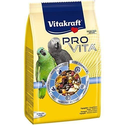 Vitakraft Pro Vita, Papageien Futter - 750g