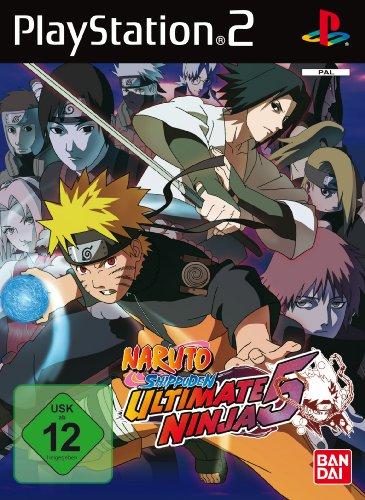 Naruto Paar (Naruto Shippuden: Ultimate Ninja 5)