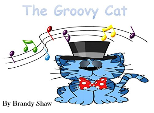 The Groovy Cat (English Edition)