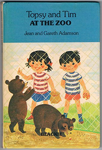 Topsy and Tim at the zoo